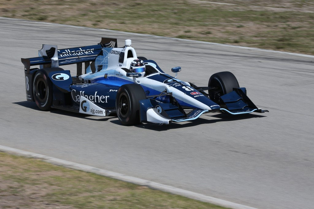 Gallagher Honda Chip Ganassi IndyCar 2017